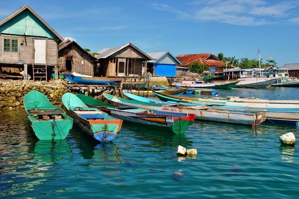 Sulawesi ou les Célèbes