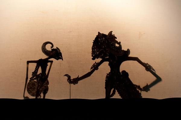 The Shadow Theater