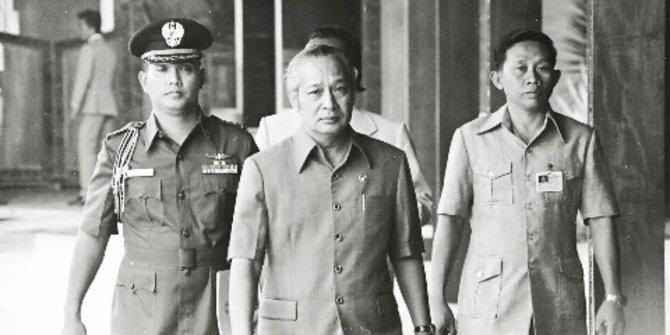 Suharto's dictatorship