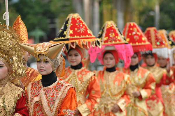 Minangkabau, à Padang, photo © KiwiGraphy Studio via Shutterstock